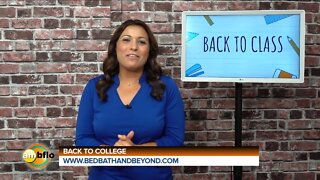 BEAUTY AND WELLNESS BACK TO SCHOOL TIPS