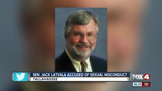 Governor Scott comments on Latvala allegations