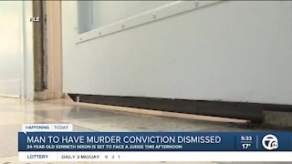 Detroit man wrongfully-convicted of double murder to be released today