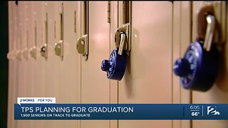 Tulsa Public Schools Planning for Graduation