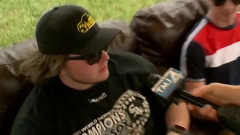 Campers excited for Country Thunder music festival
