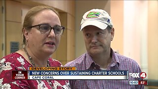 New concerns sustaining charter schools