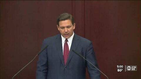 DeSantis touts pandemic successes, pushes GOP goals in State of the State address