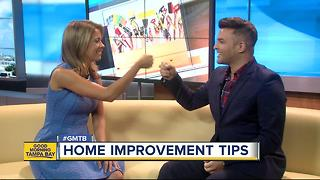 Designer: professional assistance, wine helpful tools when making home improvements - Video