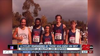 Cyclist remembered after a deadly crash on Alfred Harrell Highway - Video