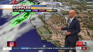 Saturday Morning Weather Update 12/02/17