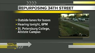 Pinellas County transportation leaders want to 're-purpose' 34th Street