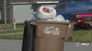 Cape Coral considering fines against WastePro for trash pick-up complaints