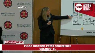 Pulse massacre news conference: More than 400 shots fired by gunman and 14 responding officers, State Attorney says