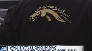 Broncos look to stay undefeated in MAC Championship - Video