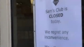 Sam's Club confirms it's closing a number of stores permanently, including Lantana location - Video