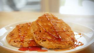 Whole-Grain Triple Berry Pancakes - Video