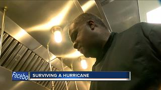 Hurricane Katrina survivor remembers his experience - Video