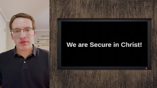 Secure in Christ