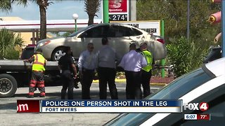 Person shot in Fort Myers