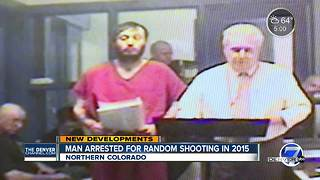 Loveland man's arrest could be linked to 2015 shootings in Northern Colorado that killed 2 - Video