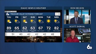 Scott Dorval's Idaho News 6 Forecast - Wednesday 5/5/21