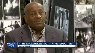 Clayborn Benson Remembers 1967 Milwaukee Riots - Video