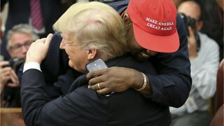A Timeline Of President Trump's Friendship With Kanye