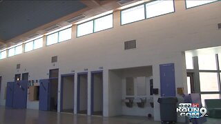 County Juvenile Detention work suspended