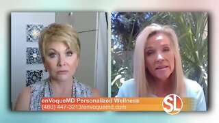 enVoqueMD Personalized Wellness: Explains the connection between your thyroid and your overall health