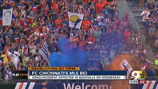 MLS has 'significant announcement' for Nashville - Video