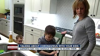 Talking to children about coronavirus