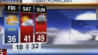 Lelan's Early Morning Forecast: Friday, December 9, 2016 - Video