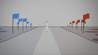 Caught In The Middle, Moderates Have More Power Than You Think - Video
