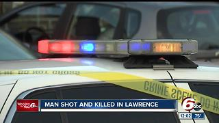 Coroner IDs Lawrence homicide victim in Sunday shooting - Video