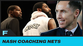 NBA Players React To Steve Nash Getting Hired As Nets Head Coach Aside Kevin Durant & Kyrie Irving