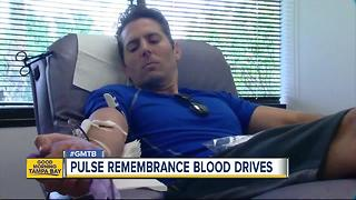 One Blood's Pulse Remembrance Blood Drive Weekend - Video