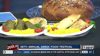 46th Annual Greek Food Festival