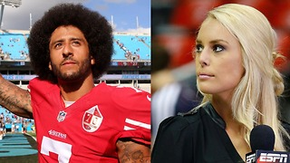 Former ESPN Reporter Britt McHenry PISSED at Colin Kaepernick Being Named Citizen of the Year - Video