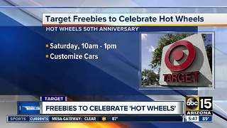 Celebrate Hot Wheels 50th anniversary! - Video