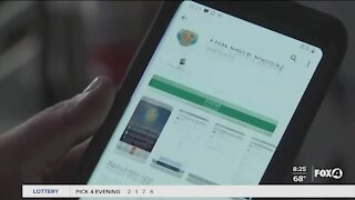 App to report covid violations in Nevada