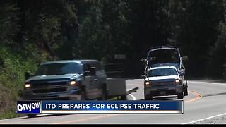 ITD prepares for increase in eclipse traffic, will not change traffic patterns for the event - Video