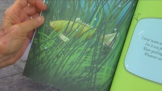 'Fish story' helping nurses pay for college