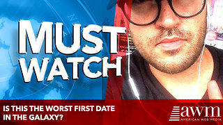 Is this the worst first date in the galaxy? - Video