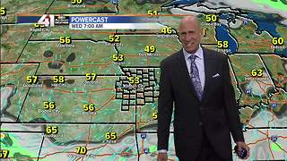 Gary Lezak's Tuesday Night Forecast, 08-22 - Video