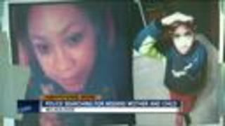 Milwaukee police search for missing mother and child - Video