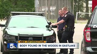 Police investigating after a man was found dead in Eastlake woods