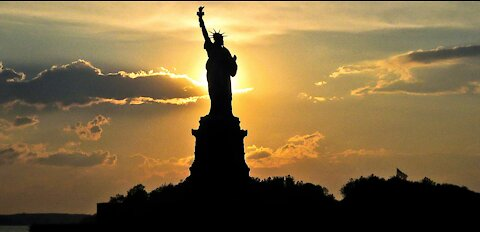 The Walls of Authoritarianism Will Continue To Close In On Us...Liberty Is The Only Way To Halt Them
