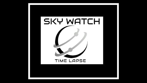 HIGH SPEED TIME LAPSE SKY WATCH 4/4/2021