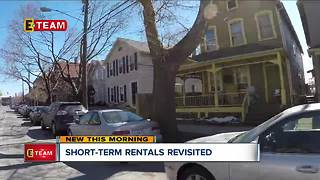 Cleveland could revisit short-term rental laws - Video