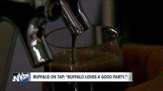 Buffalo on Tap: NY's largest craft beer festival