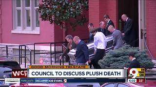 City Council to discuss death of Kyle Plush - Video