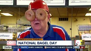 Happy National Bagel Day! - Video