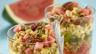 Ancient Grain Salad - Video
