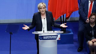 France's Far-right Party Might Be Changing Its Name - Video